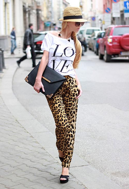Animal Prints Fashion Trend