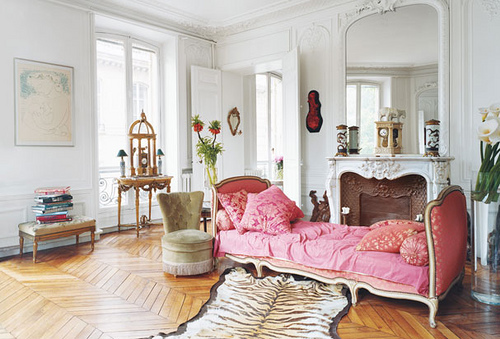 Paris Apartment Interior Design - Home Interior Concepts