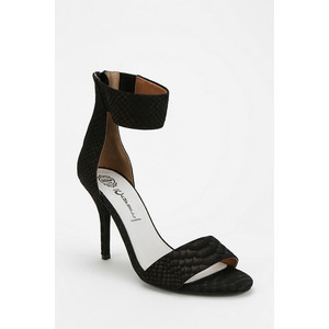 Jeffery Campbell Strap Heel via polyvore