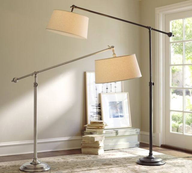 Chelsea Sectional Lamp from Pottery Barn