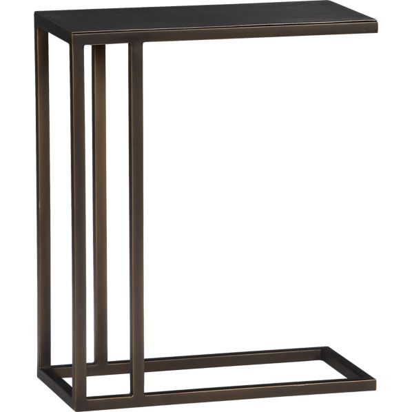 echelon-c-table Crate and Barrel
