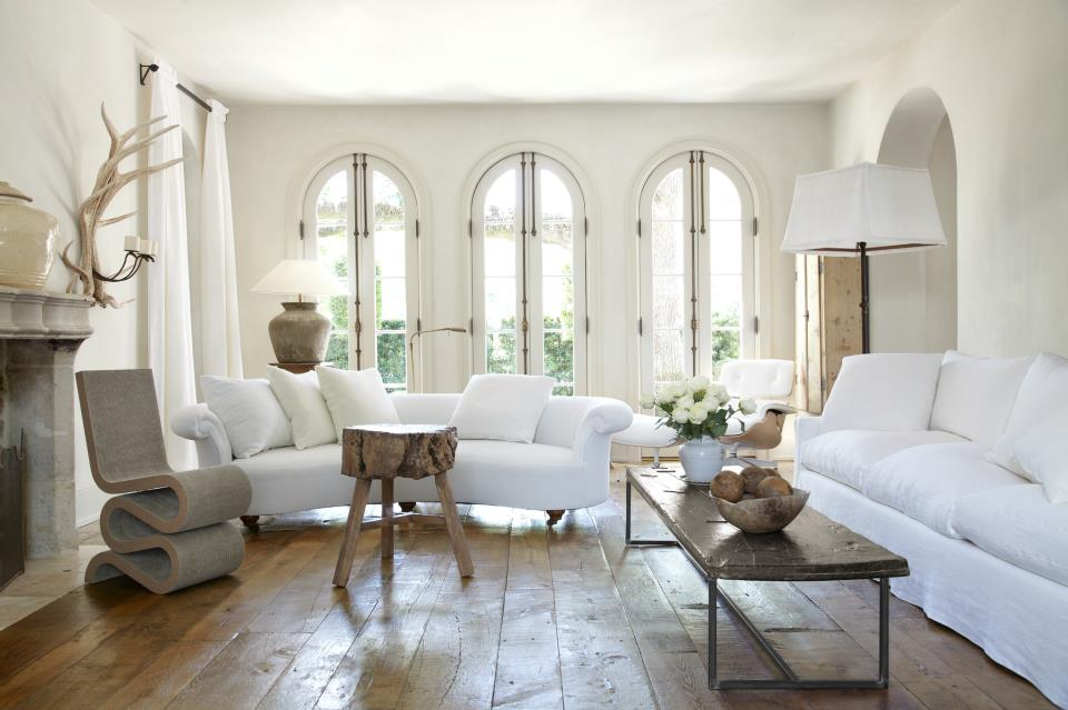All White Interiors all white room | cocoandcashmere
