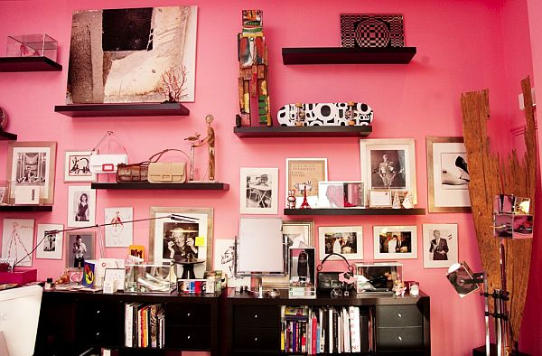 Pink-Wall-Color