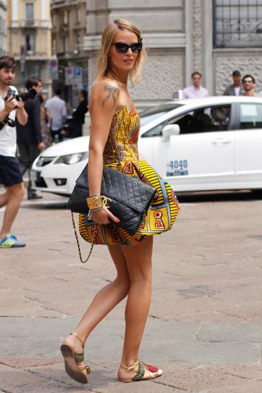 Street Style - Milan Fashion Week Menswear Spring/Summer 2013