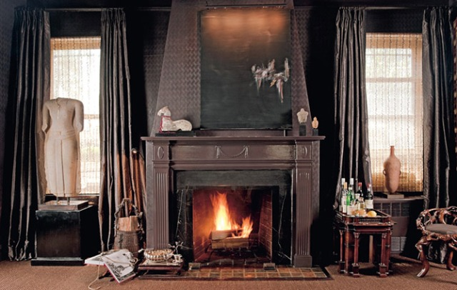 Fireplace-Wall-Decorating-Ideas