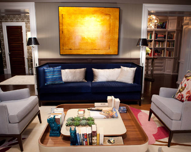 SATC elle decor montauk sofa