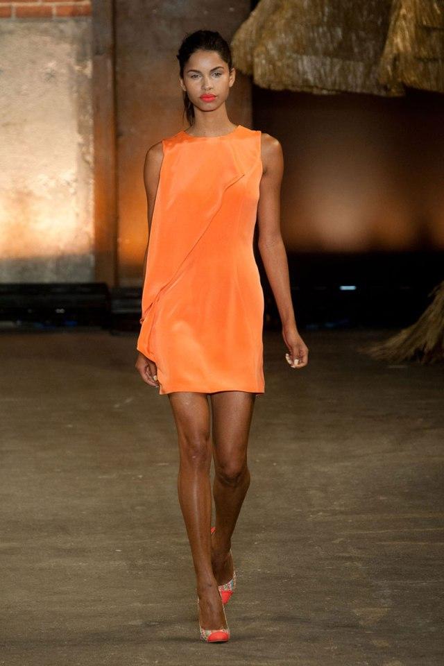 elle-nyfw-spring-2013-trends-orange-is-the-new-black-christian-siriano-dress-xln